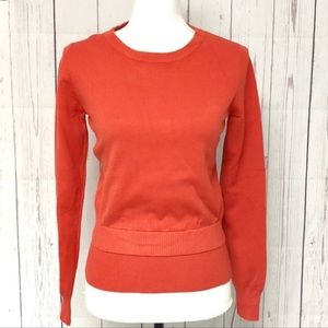 Sophie Rue Sweaters - Sophie Rue • Orange Sweater
